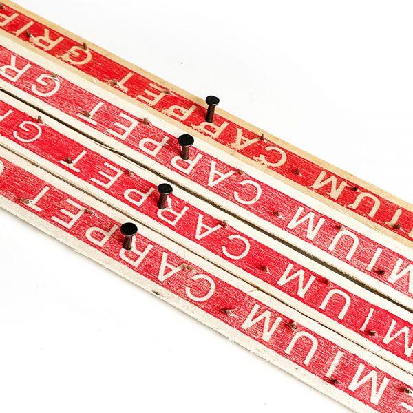 Carpet Gripper Strip – 30cm/1ft in length