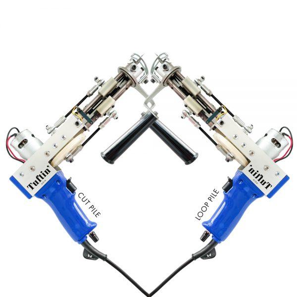 Tufting Gun Combo – Cut + Loop
