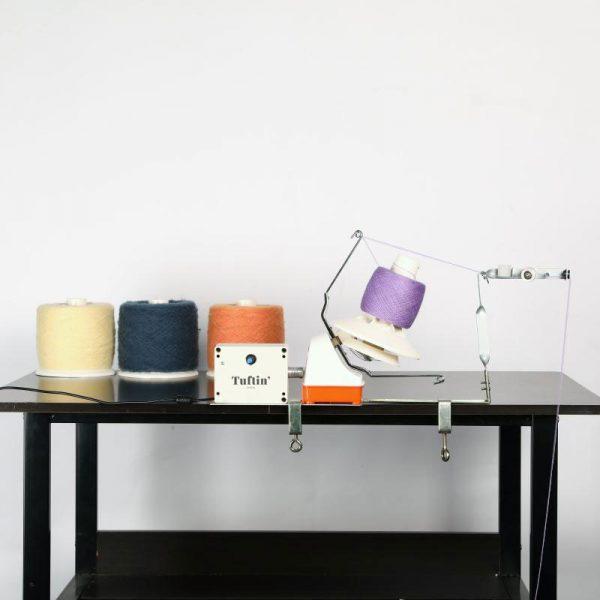 Electric Jumbo Yarn Winder